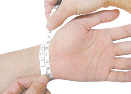 How to measure palm c2 regal prosthesis
